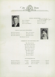 Page 14, 1933 Edition, Jefferson High School - Acorn Yearbook (Roanoke, VA) online yearbook collection