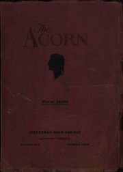 Jefferson High School - Acorn Yearbook (Roanoke, VA) online yearbook collection, 1934 Edition, Page 1