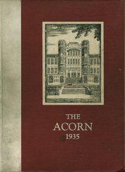 Jefferson High School - Acorn Yearbook (Roanoke, VA) online yearbook collection, 1935 Edition, Page 1