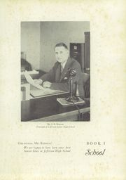 Page 15, 1936 Edition, Jefferson High School - Acorn Yearbook (Roanoke, VA) online yearbook collection