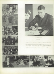 Page 14, 1938 Edition, Jefferson High School - Acorn Yearbook (Roanoke, VA) online yearbook collection