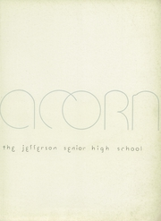 Page 5, 1938 Edition, Jefferson High School - Acorn Yearbook (Roanoke, VA) online yearbook collection