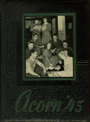 Jefferson High School - Acorn Yearbook (Roanoke, VA) online yearbook collection, 1945 Edition, Page 1