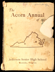 Jefferson High School - Acorn Yearbook (Roanoke, VA) online yearbook collection, 1947 Edition, Page 1