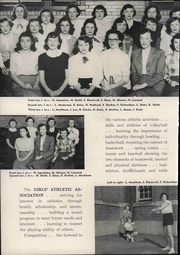 Page 108, 1951 Edition, Jefferson High School - Acorn Yearbook (Roanoke, VA) online yearbook collection