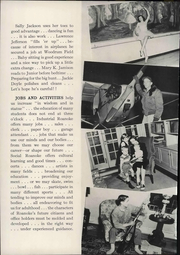 Page 110, 1951 Edition, Jefferson High School - Acorn Yearbook (Roanoke, VA) online yearbook collection