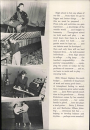 Page 111, 1951 Edition, Jefferson High School - Acorn Yearbook (Roanoke, VA) online yearbook collection