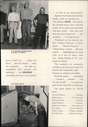 Page 113, 1951 Edition, Jefferson High School - Acorn Yearbook (Roanoke, VA) online yearbook collection