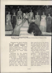 Page 116, 1951 Edition, Jefferson High School - Acorn Yearbook (Roanoke, VA) online yearbook collection