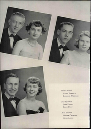 Page 120, 1951 Edition, Jefferson High School - Acorn Yearbook (Roanoke, VA) online yearbook collection