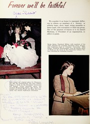 Page 14, 1960 Edition, Jefferson High School - Acorn Yearbook (Roanoke, VA) online yearbook collection