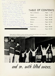 Page 8, 1960 Edition, Jefferson High School - Acorn Yearbook (Roanoke, VA) online yearbook collection