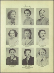 Page 13, 1948 Edition, Coeburn High School - Reflector Yearbook (Coeburn, VA) online yearbook collection
