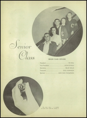 Page 14, 1948 Edition, Coeburn High School - Reflector Yearbook (Coeburn, VA) online yearbook collection