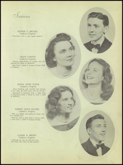 Page 15, 1948 Edition, Coeburn High School - Reflector Yearbook (Coeburn, VA) online yearbook collection