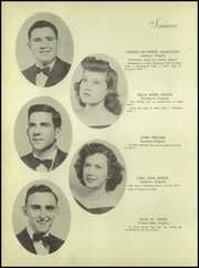 Page 16, 1948 Edition, Coeburn High School - Reflector Yearbook (Coeburn, VA) online yearbook collection