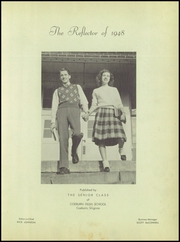 Page 5, 1948 Edition, Coeburn High School - Reflector Yearbook (Coeburn, VA) online yearbook collection
