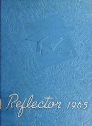 Coeburn High School - Reflector Yearbook (Coeburn, VA) online yearbook collection, 1965 Edition, Page 1