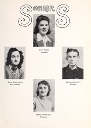 Page 13, 1944 Edition, Lebanon High School - Pioneer Yearbook (Lebanon, VA) online yearbook collection
