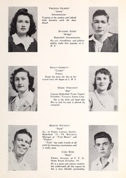 Page 17, 1944 Edition, Lebanon High School - Pioneer Yearbook (Lebanon, VA) online yearbook collection
