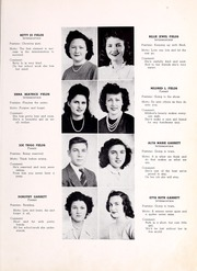 Page 15, 1946 Edition, Lebanon High School - Pioneer Yearbook (Lebanon, VA) online yearbook collection