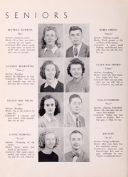 Page 12, 1948 Edition, Lebanon High School - Pioneer Yearbook (Lebanon, VA) online yearbook collection