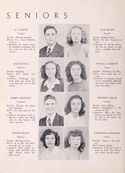 Page 14, 1948 Edition, Lebanon High School - Pioneer Yearbook (Lebanon, VA) online yearbook collection