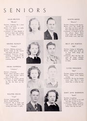Page 16, 1948 Edition, Lebanon High School - Pioneer Yearbook (Lebanon, VA) online yearbook collection