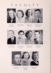 Page 8, 1948 Edition, Lebanon High School - Pioneer Yearbook (Lebanon, VA) online yearbook collection