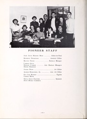 Page 6, 1953 Edition, Lebanon High School - Pioneer Yearbook (Lebanon, VA) online yearbook collection