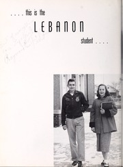 Page 8, 1953 Edition, Lebanon High School - Pioneer Yearbook (Lebanon, VA) online yearbook collection