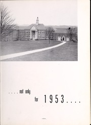 Page 9, 1953 Edition, Lebanon High School - Pioneer Yearbook (Lebanon, VA) online yearbook collection