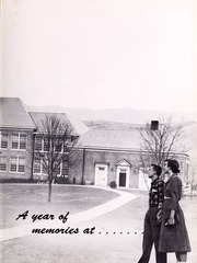 Page 7, 1955 Edition, Lebanon High School - Pioneer Yearbook (Lebanon, VA) online yearbook collection
