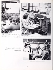 Page 10, 1971 Edition, Lebanon High School - Pioneer Yearbook (Lebanon, VA) online yearbook collection