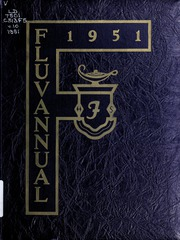 Fluvanna County High School - Fluvannual Yearbook (Carysbrook, VA) online yearbook collection, 1951 Edition, Page 1