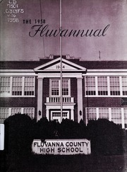 Fluvanna County High School - Fluvannual Yearbook (Carysbrook, VA) online yearbook collection, 1958 Edition, Page 1