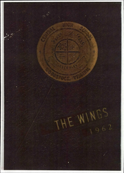 1962 Edition, Central High School - Wings Yearbook (Woodstock, VA)