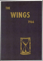 1966 Edition, Central High School - Wings Yearbook (Woodstock, VA)
