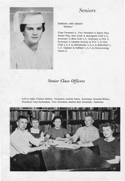 Page 12, 1957 Edition, New Kent High School - Iliad / Cavalier Yearbook (New Kent, VA) online yearbook collection
