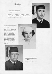 Page 14, 1957 Edition, New Kent High School - Iliad / Cavalier Yearbook (New Kent, VA) online yearbook collection