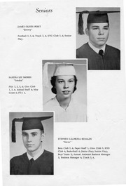 Page 16, 1957 Edition, New Kent High School - Iliad / Cavalier Yearbook (New Kent, VA) online yearbook collection