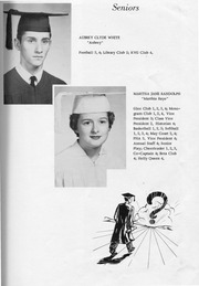 Page 19, 1957 Edition, New Kent High School - Iliad / Cavalier Yearbook (New Kent, VA) online yearbook collection
