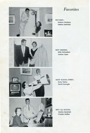 Page 20, 1957 Edition, New Kent High School - Iliad / Cavalier Yearbook (New Kent, VA) online yearbook collection