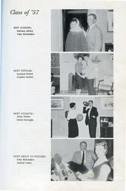 Page 21, 1957 Edition, New Kent High School - Iliad / Cavalier Yearbook (New Kent, VA) online yearbook collection