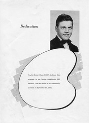 Page 6, 1957 Edition, New Kent High School - Iliad / Cavalier Yearbook (New Kent, VA) online yearbook collection