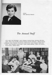 Page 7, 1957 Edition, New Kent High School - Iliad / Cavalier Yearbook (New Kent, VA) online yearbook collection