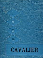 New Kent High School - Iliad / Cavalier Yearbook (New Kent, VA) online yearbook collection, 1966 Edition, Page 1