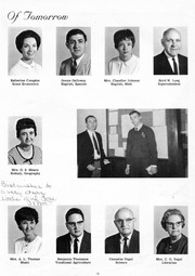 Page 15, 1967 Edition, New Kent High School - Iliad / Cavalier Yearbook (New Kent, VA) online yearbook collection