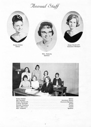 Page 9, 1967 Edition, New Kent High School - Iliad / Cavalier Yearbook (New Kent, VA) online yearbook collection