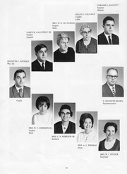 Page 10, 1968 Edition, New Kent High School - Iliad / Cavalier Yearbook (New Kent, VA) online yearbook collection